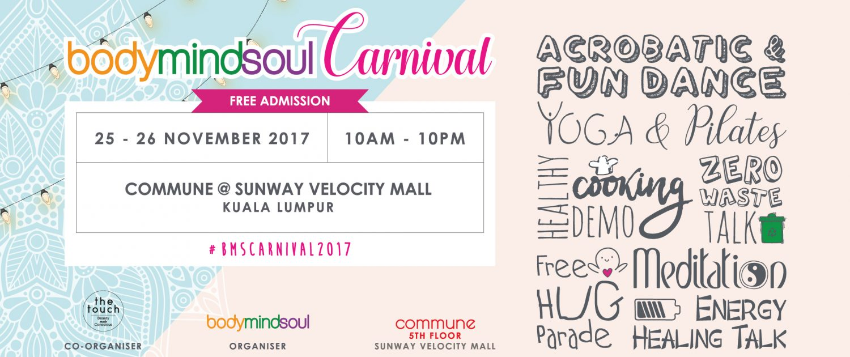 Carnival @ Sunway Velocity, Cheras